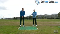 Improve Your Golf Swing Transition With This Great Drill - Video Lesson by PGA Pros Pete Styles and Matt Fryer
