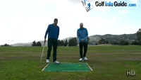 Improve Your Strike And Stop Scooping - Video Lesson by PGA Pros Pete Styles and Matt Fryer