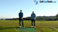 Improve Your Strike By Changing Your Set Up - Video Lesson by PGA Pros Pete Styles and Matt Fryer