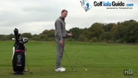 Improving Golf Weight Shift From Address Video - by Pete Styles