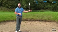 Improving Rhythm To Stop Shanked Golf Bunker Shots Video - by Peter Finch