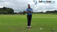 Improving The Set-Up To Build Golf Swing Rotation Power Video - by Peter Finch