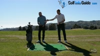 Improving your golf back swing plane - Video lesson by PGA Pros Pete Styles and Matt Fryer