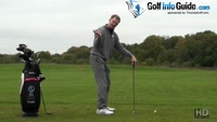 In Golf Right Arm Close To Body Means Power In Your Swing Video - by Pete Styles