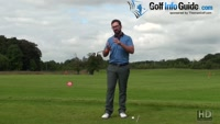 Include A Simple Swing Thought Into Your Golf Pre-Shot Routine Video - by Peter Finch