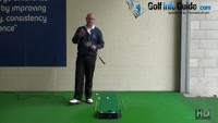 Increase Your Feel and Distance Control with a Insert Putter Head Senior Golf Tip Video - by Dean Butler