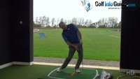 Increase Your Power - Toe In For Leg Slide Lesson by PGA Teaching Pro Adrian Fryer Video