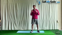 Inverted Hamstring Stretch For Swing Flexibility Video - by Peter Finch