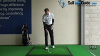 Golf Tip Drill: Irons flying too low - Hands too far forward Video - by Pete Styles