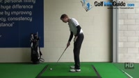 Golf Drill Tip: Irons flying too low - Hooks Video - by Pete Styles