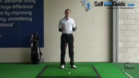 Golf Drill Tip: Irons flying too low - Not enough club head speed Video - by Pete Styles