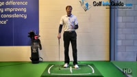 Is It Ok Letting The Head Move Beyond The Golf Ball At Impact Golf Tip Video - by Pete Styles