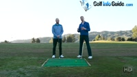 Is Your Golf Swing Too Flat - Video Lesson by PGA Pros Pete Styles and Matt Fryer