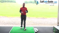 Issues Associated With Hitting Up On Golf Drives Video - by Peter Finch