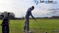 It Is Probably Not Your Golf Tee Height Video - by Pete Styles