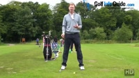 Its All about Impact Position Video - by Pete Styles