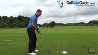 Jack Nicklaus Hunched Shoulders To Extended During The Golf Swing Video - by Peter Finch