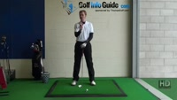 Keep Swing Thoughts Short Simple, Golf Video - by Pete Styles