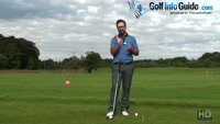 Keep The Right Hand Relaxed To Encourage A Late Release Golf Swing Video - by Peter Finch