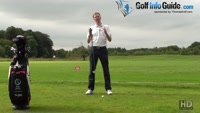 Keep Your Whole Golf Swing Quiet Video - by Pete Styles