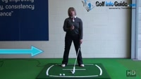 Keep A Balanced Body For Best Swing Results, Ladies Golf Tip Video - by Natalie Adams