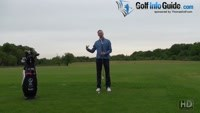 Keeping The Golf Ball Low To The Ground In Golf Video - by Pete Styles