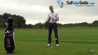 Keeping Your Eyes Level Is Important In Your Short Game Too Video - Lesson by PGA Pro Pete Styles