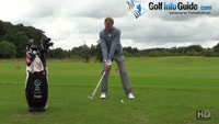 Key Points To Help You Stay Behind The Golf Ball Video - by Pete Styles