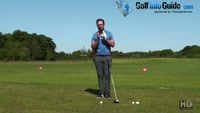 Keys Of Staying Behind The Ball When Hitting A Golf Shot Video - by Peter Finch