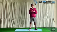 Knee To Chest Golf Stretch Video - by Peter Finch