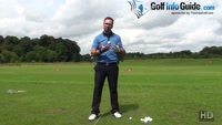 Knowing When To Use The Draw Shot When Playing Golf Video - by Peter Finch