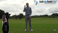 Knowing When To Work The Golf Ball Video - by Pete Styles