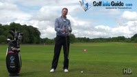 Lack Of Confidence Causes The Golf Shank Video - by Pete Styles