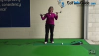 Ladies Golf Drill for Putting Distance Control Video - by Natalie Adams