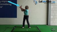 Ladies Golf Tip Fix Hitting the Ball Fat With This Simple Drill Video - by Natalie Adams