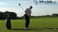 Lead With Your Left Shoulder To Start The Golf Swing Video - by Pete Styles