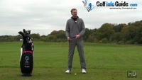 Learning How To Address The Golf Ball Correctly Video - by Pete Styles