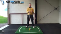 Left Hand Golf Tip: How and Why you Should Swing Up With Your Driver Video