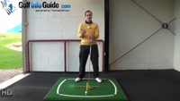 Left Hand Golf Tip: How to Draw the Ball to Get Extra Driver Distance Video
