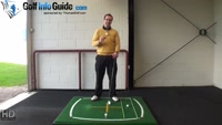 Left Hand Golf Tip: How to Hit a Fade or a Draw Shot Video