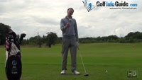 Let The Right Arm Bend At Set Up To Improve Your Golf Back Swing Video - by Pete Styles