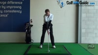 Let right arm bend at set to improve backswing rotation, Golf Video - by Pete Styles