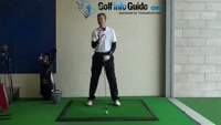 Limit Backswing Sway to Increase Power, Golf Video - by Pete Styles