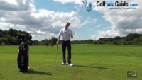 Limiting The Need For In Round Golf Swing Corrections Video - by Pete Styles