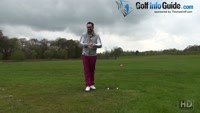 Longer Swing Golf Drills - The Counting Drill Video - Lesson by PGA Pro Peter Finch