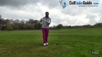 Longer Swing Golf Drills - The Redundant Backswing Drill Video - Lesson by PGA Pro Peter Finch