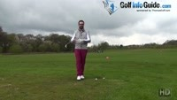 Longer Swing Golf Drills - What Completing The Turn Looks Like Video - by Peter Finch