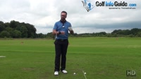 Look At Depth And Direction Of Divots For Golf Swing Information Video - by Peter Finch