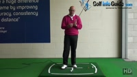 Look At The Club Face And Sole For Clues To Swing Problems - Senior Golf Tip Video - by Dean Butler