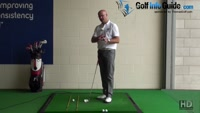Look at your Divots for Feedback Swing Cures - Senior Golf Tip Video - by Dean Butler
